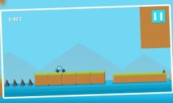 Jump Car Retro screenshot 5/5
