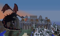 Dragons ideas - Minecraft screenshot 1/2