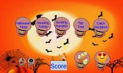 Halloween Mania Games screenshot 1/6