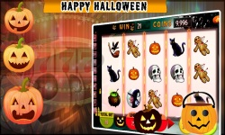 777 Halloween Fortune Slots screenshot 1/5
