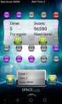 Space Walk Game - Brain Trainer Memory Game screenshot 3/6