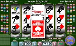 Texas Poker Slots screenshot 4/6