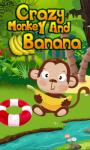 Crazy Monkey And Banana screenshot 1/1