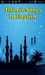 Islamic Songs In English screenshot 1/6