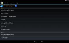 P90X actual screenshot 2/6