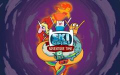 Ski Safari Adventure Time proper screenshot 3/6