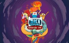 Ski Safari Adventure Time proper screenshot 5/6