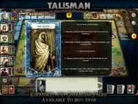 Talisman primary screenshot 1/5