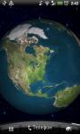 Roll The Earth - Live Wallpaper screenshot 1/3