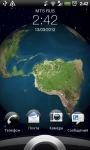 Roll The Earth - Live Wallpaper screenshot 2/3
