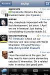 TweetList for Twitter screenshot 1/1