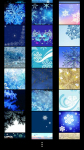 Snowflakes Wallpapers free screenshot 1/6