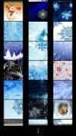 Snowflakes Wallpapers free screenshot 2/6