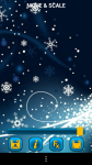 Snowflakes Wallpapers free screenshot 4/6