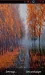 Autumn Rain  Live Wallpaper screenshot 1/3