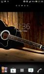 Guitars live wallpaper screenshot 6/6
