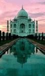 Taj Mahal Water Live Wallpaper screenshot 1/3