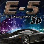 E 5 Underground 3D screenshot 1/4