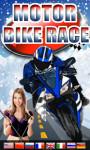 Motor Bike Race - Free screenshot 1/6