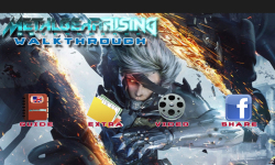 Metal Gear Solid Rising Revengeance Guide screenshot 3/6