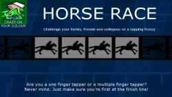 Horse Race Game screenshot 2/2