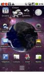 Earth Live Wallpaper - original screenshot 1/4