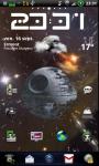 Earth Live Wallpaper - original screenshot 2/4