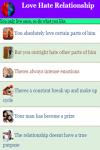 Love Hate Relationship screenshot 3/4