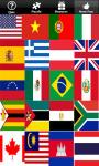 World Flag Trivia - Country and City Logo IQ Quiz  screenshot 5/6