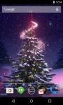3D Christmas Tree Live Wallpaper screenshot 2/4