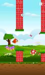 Flappy Angel Bird screenshot 6/6