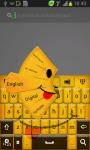 Old Emoji Keyboard screenshot 3/6