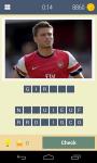 Guess the football player Quiz screenshot 3/5