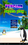 Penguin Bubble Play screenshot 1/6
