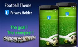 AppLock Theme Football screenshot 3/3