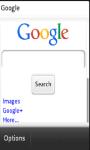 Google Browser Pro screenshot 1/3
