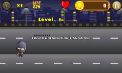 Ninja Zombies Hunter screenshot 1/4