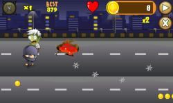 Ninja Zombies Hunter screenshot 2/4