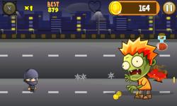 Ninja Zombies Hunter screenshot 4/4