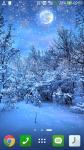Winter Live Wallpaper by Devanagari screenshot 2/4