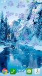 Winter Live Wallpaper by Devanagari screenshot 3/4