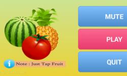 Fruit Select screenshot 1/3