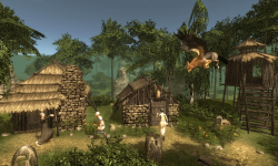 Hippogriff Simulator 3D screenshot 1/6