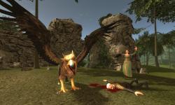 Hippogriff Simulator 3D screenshot 4/6