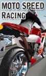 Moto Speed Racing screenshot 1/3