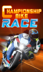 CHAMPIONSHIP BIKE RACE screenshot 1/1