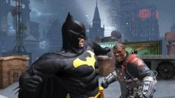 Batman Arkham Origins hd next screenshot 4/6