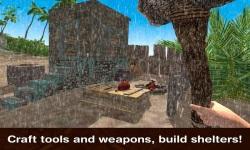 Lost Island Survival Simulator screenshot 1/4