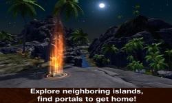 Lost Island Survival Simulator screenshot 2/4