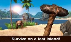 Lost Island Survival Simulator screenshot 3/4